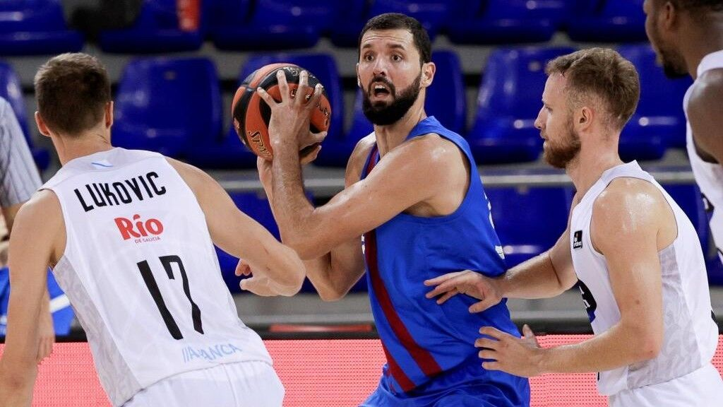 Mirotic starts at full speed: two MVPs in three days and 68 d …