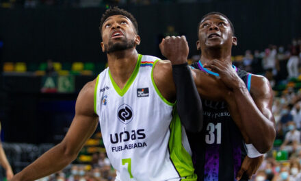 Bilbao Basket goes back to Fuenlabrada and opens its win account …