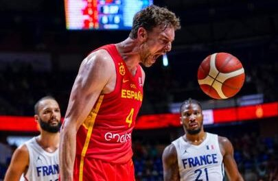 Pau Gasol: why did you choose number 4 with the National Team