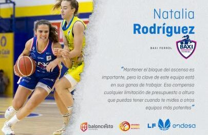 Natalia Rodríguez and the emotional reunion from a bus