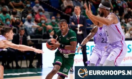 Barcelona outlasts Unicaja to remain undefeated