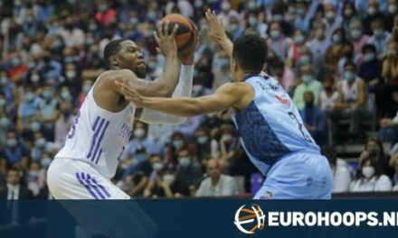 Real Madrid holds on to match Barcelona 6-0 ACB start